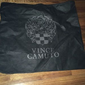 Vince Camuto dust bag